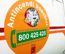 Logo antincendi boschivi